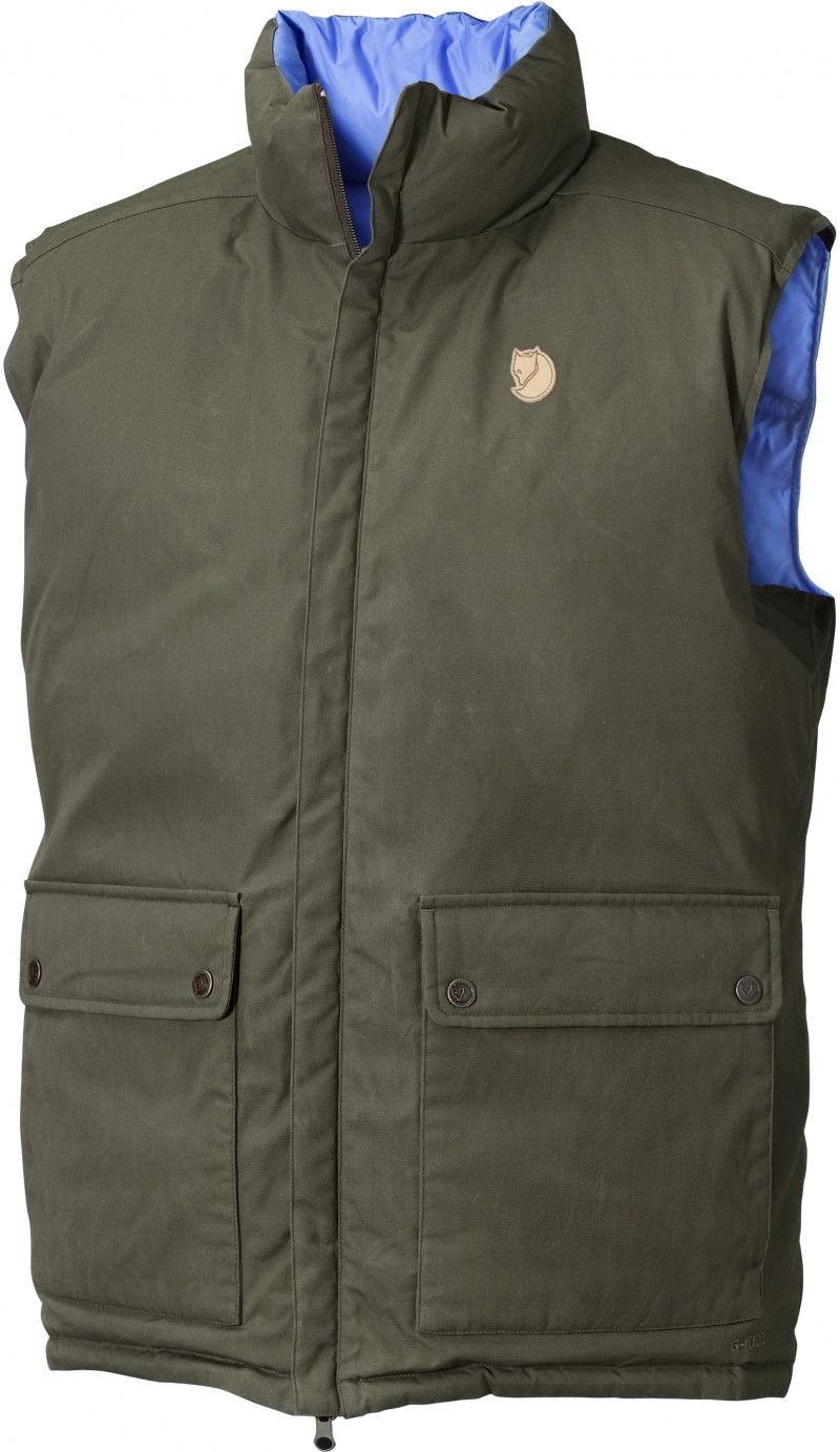 FjallRaven Down Vest No. 6 Tarmac-30