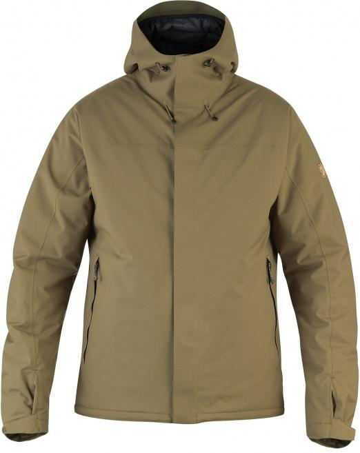 FjallRaven HC Eco-Shell Padded Jacket Khaki-30