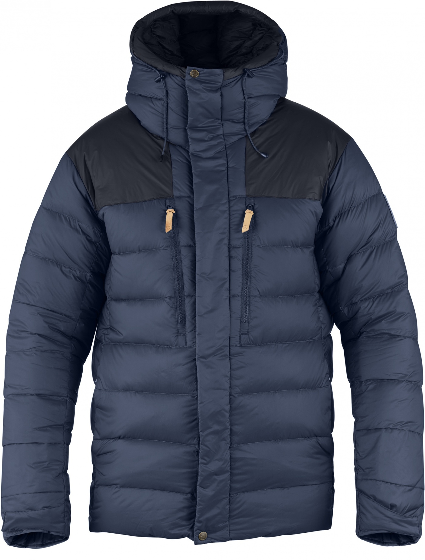 FjallRaven Keb Expedition Down Jacket Storm-Night Sky-30