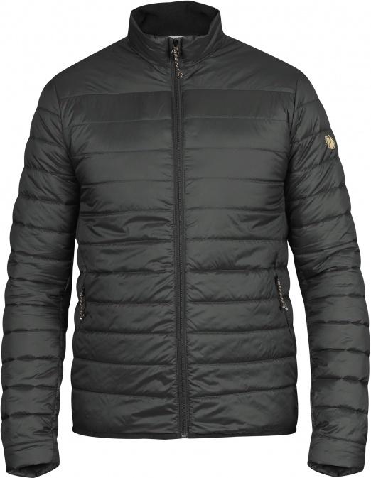 FjallRaven Keb Lite Padded Jacket Stone Grey-30