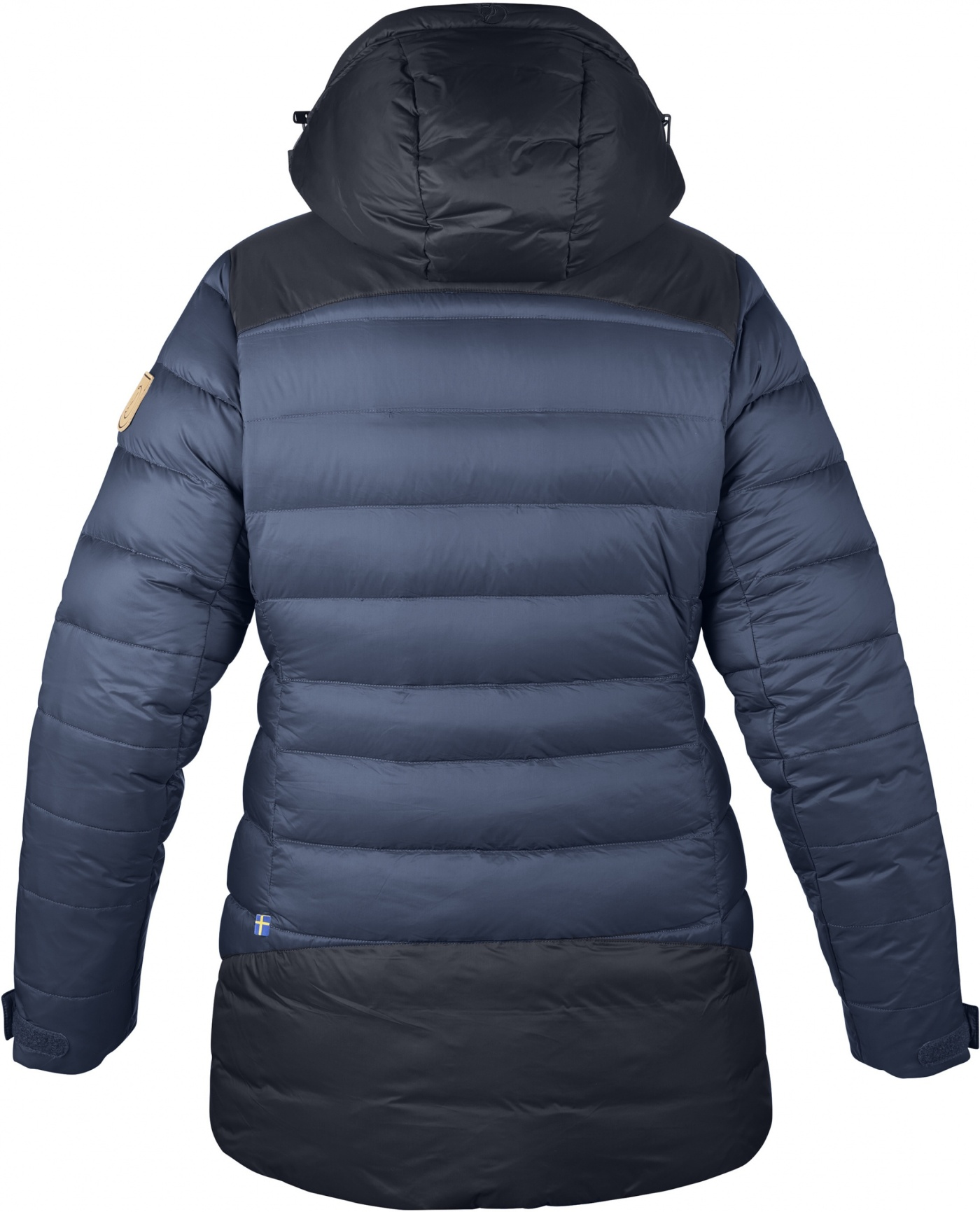 FjallRaven Keb Expedition Down Jacket W Storm-Night Sky-30
