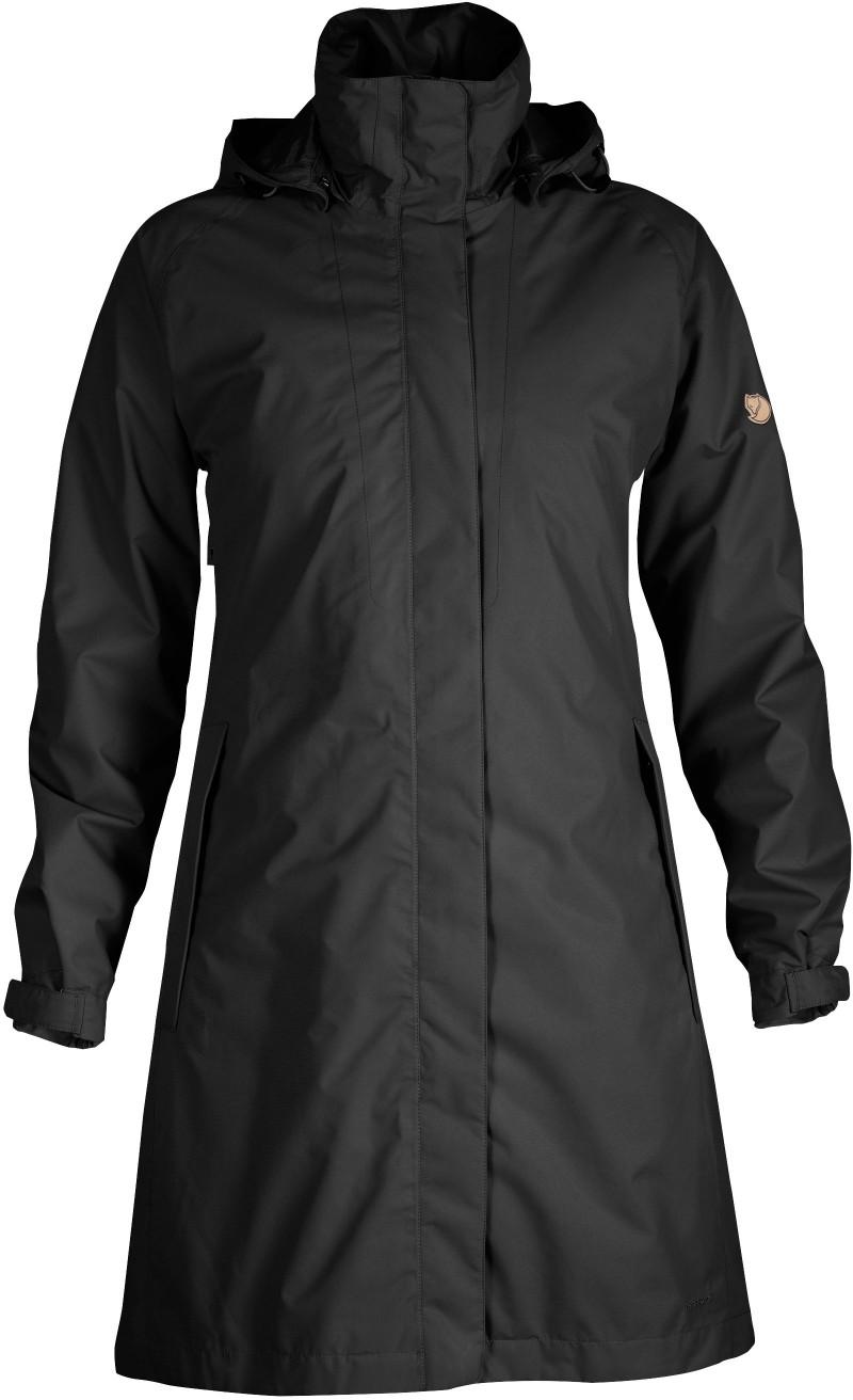 FjallRaven Visby Jacket Black-30