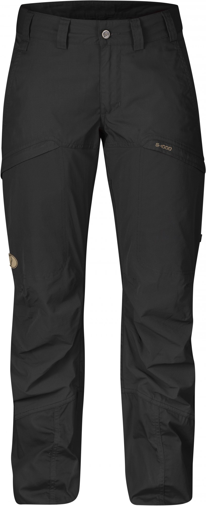 FjallRaven Tundra Trousers Black-30
