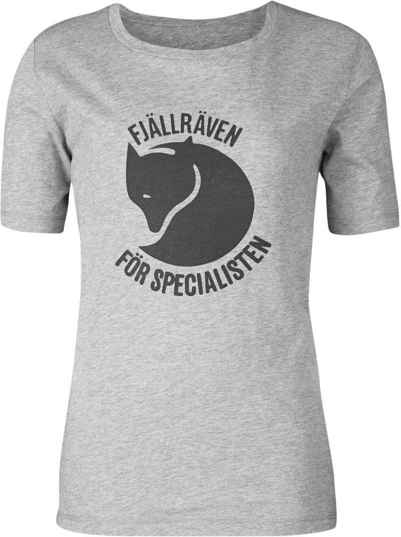 FjallRaven Specialisten T-shirt W. Grey-30