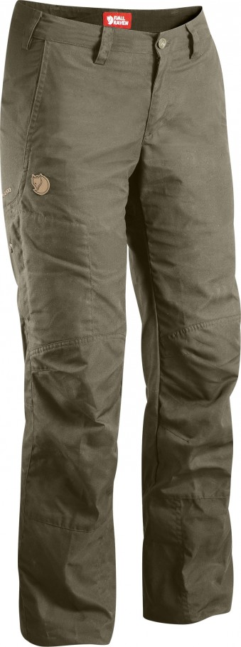 FjallRaven Nilla Trousers Dark Olive-30