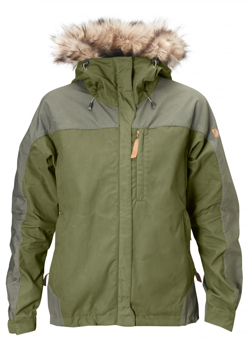 FjallRaven Singi Jacket W. Green-30