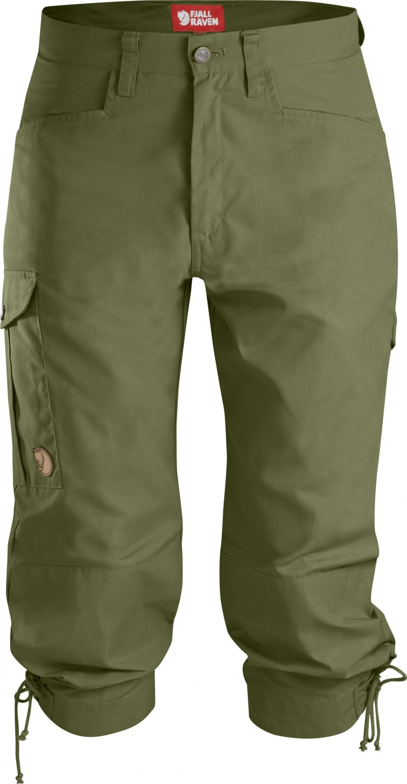 FjallRaven Iceland Knickers W. Green-30