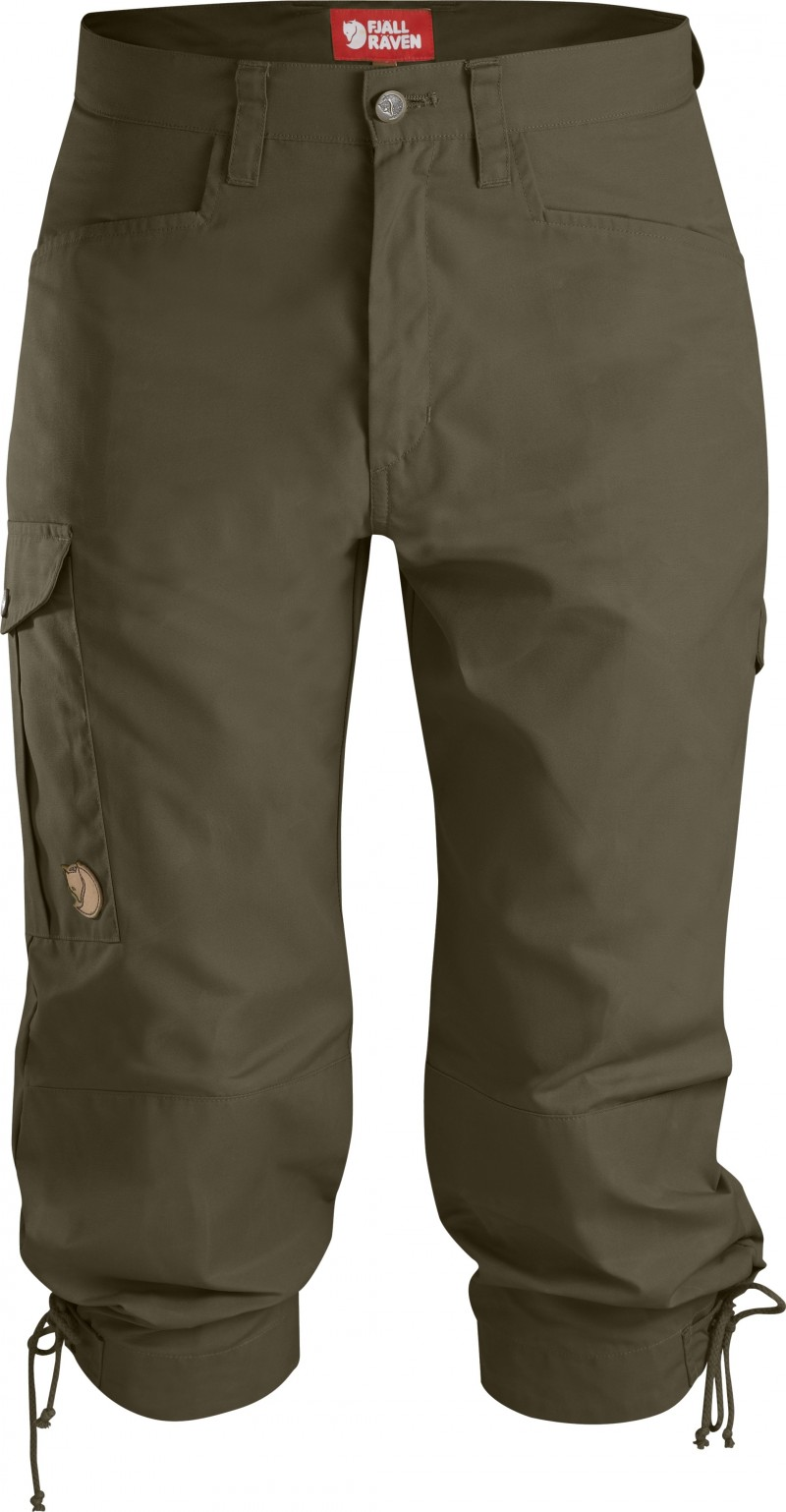 FjallRaven Iceland Knickers W. Dark Olive-30