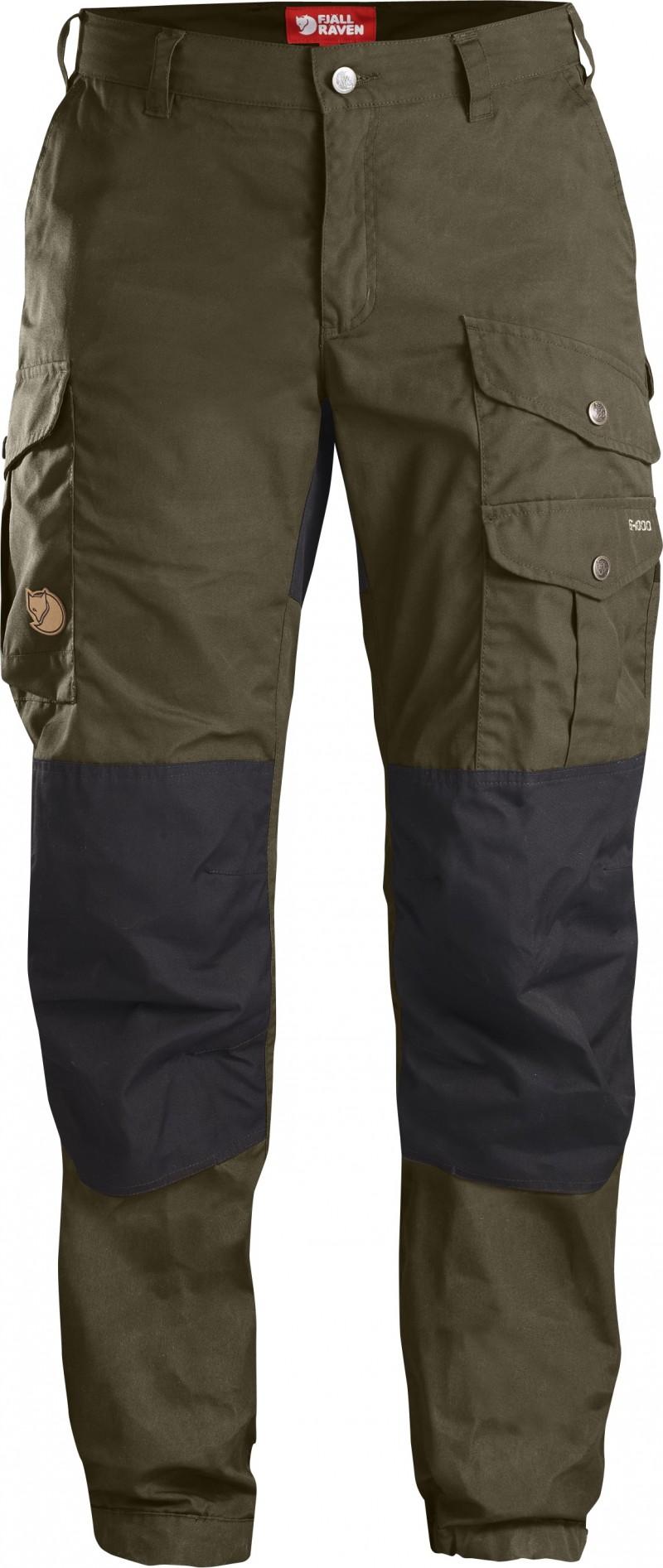 FjallRaven Vidda Pro Hydr.Trousers W. Dark Olive-30