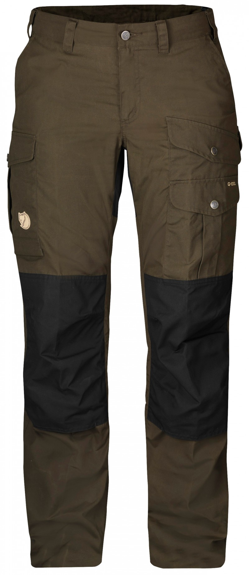 FjallRaven Barents Pro Hydr.Trousers W. Dark Olive-30