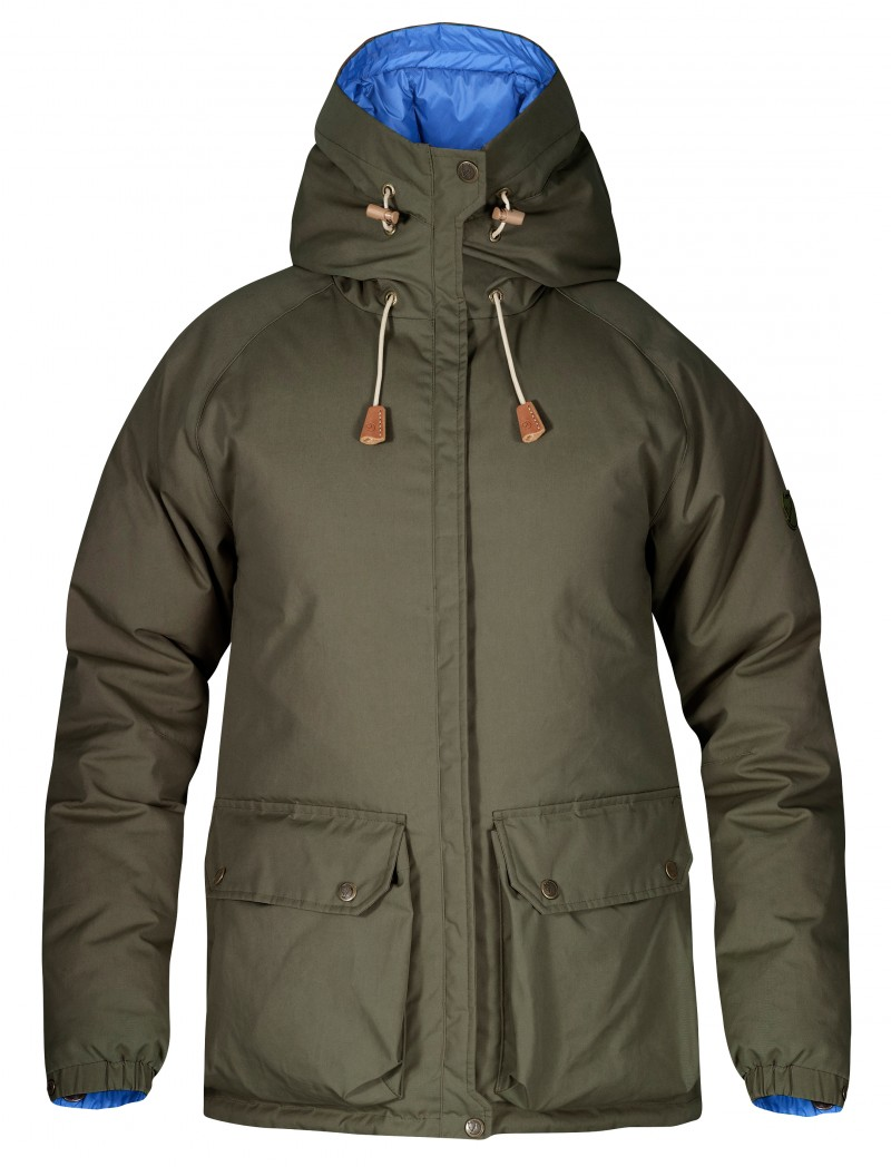 FjallRaven Down Jacket No.16 W Tarmac-30