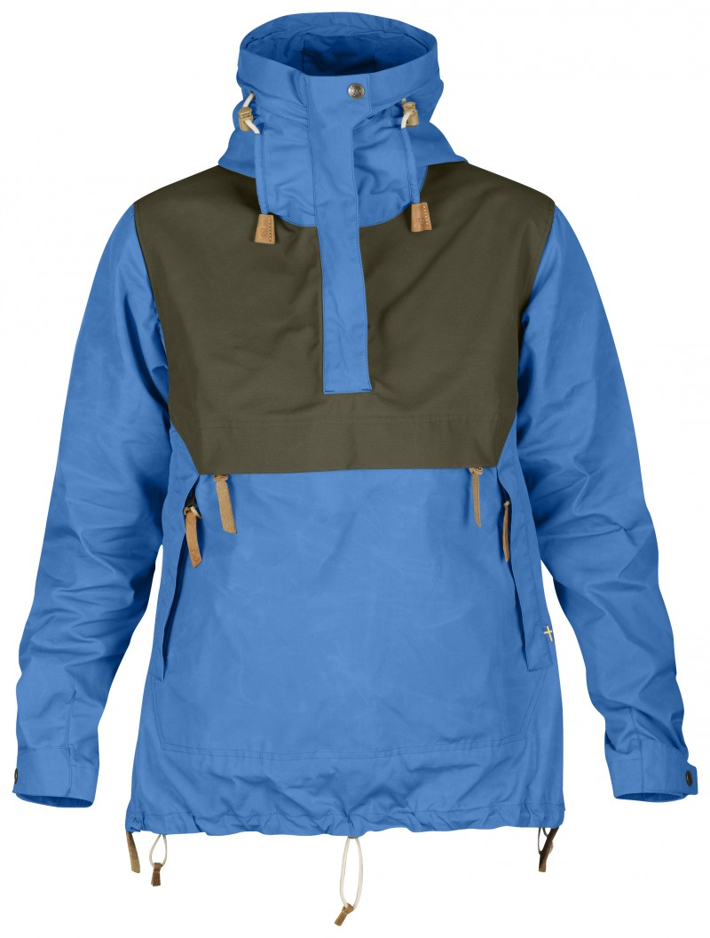 FjallRaven Anorak No. 8 UN Blue-30