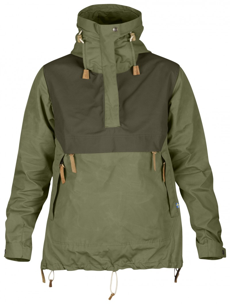 FjallRaven Anorak No. 8 Green-30