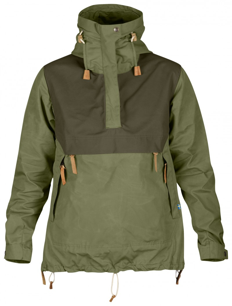 FjallRaven Anorak No.8 W Green-30