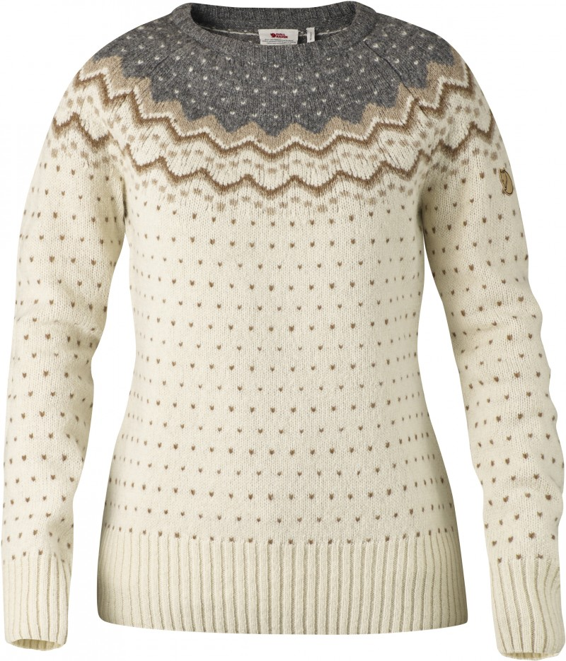 FjallRaven Övik Knit Sweater W. Sand-30