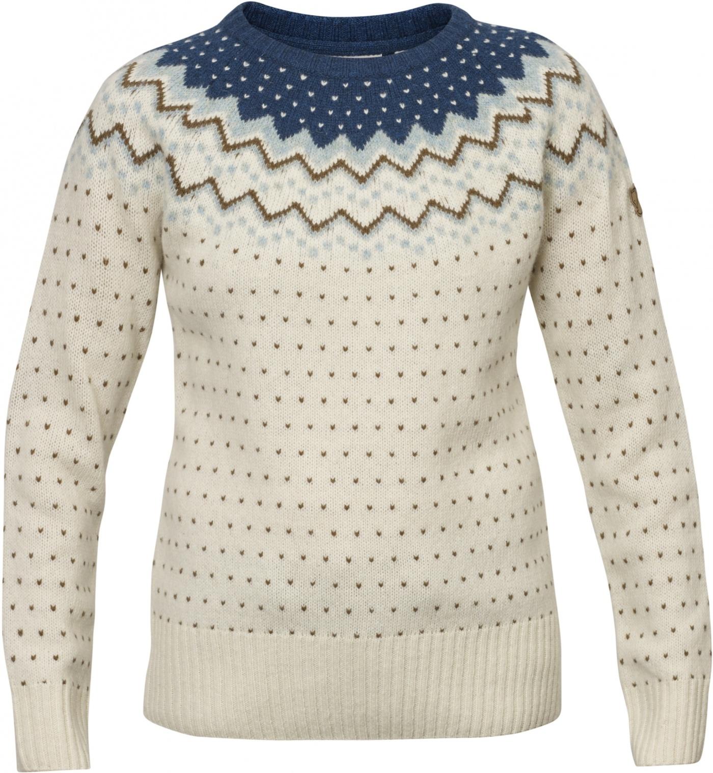 FjallRaven Övik Knit Sweater W. Glacier Green-30