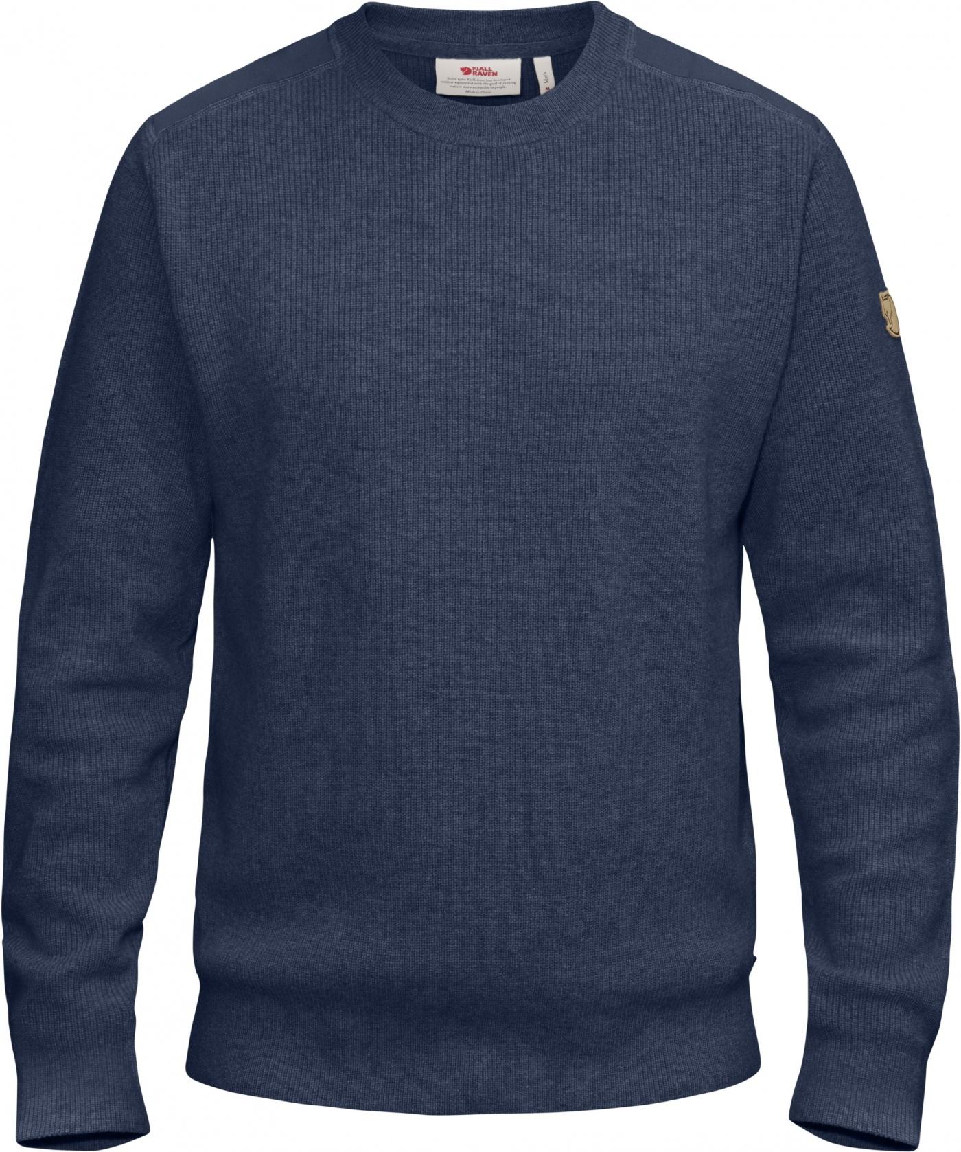 FjallRaven Sörmland Crew Sweater Storm-30