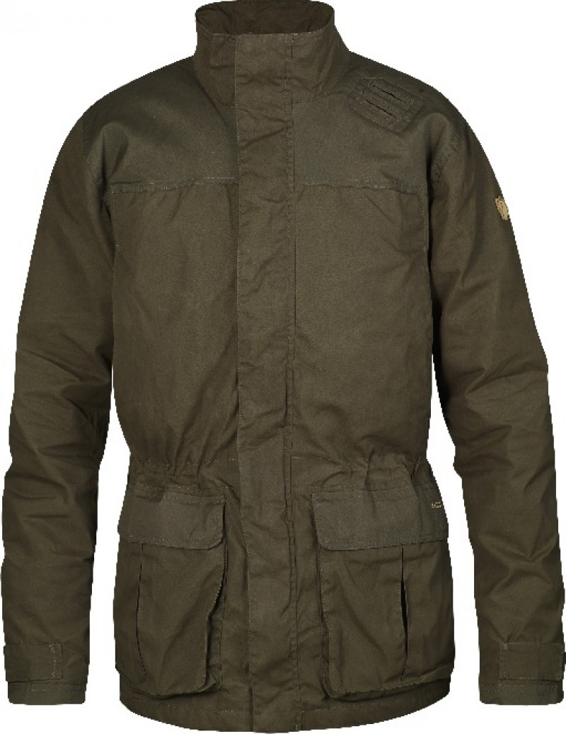 FjallRaven Varu Jacket Dark Olive-30