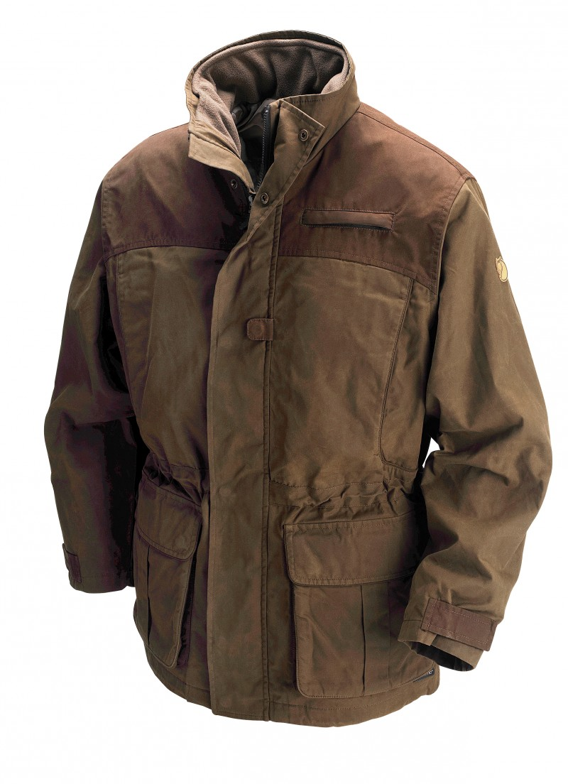 FjallRaven Brenner Jacket Brown-30
