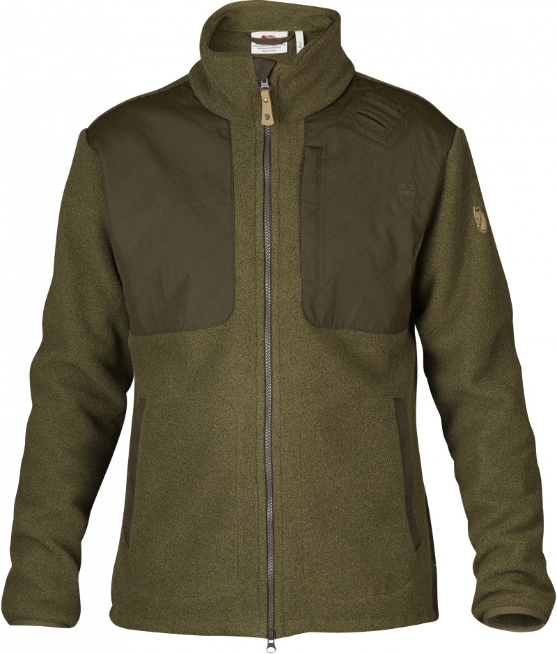 FjallRaven Forest Stormblocker Jacket Tarmac-30