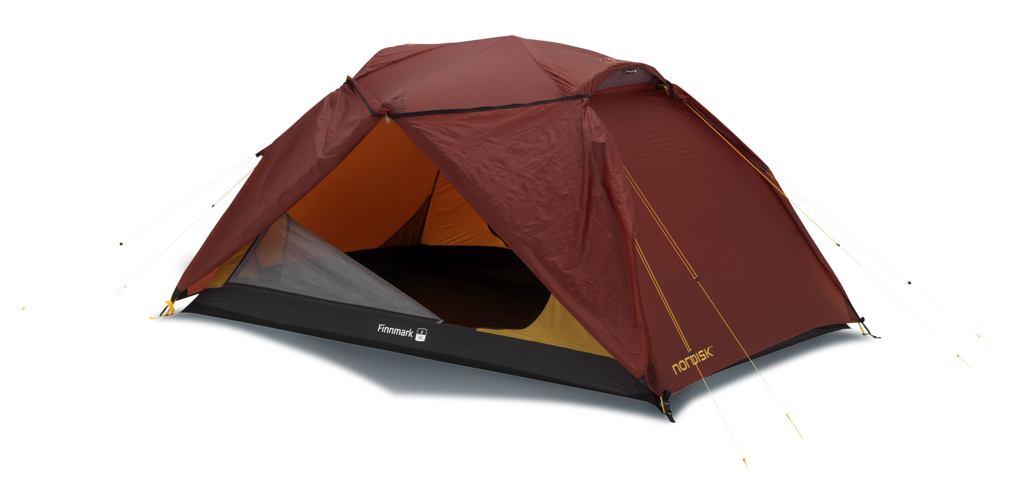 Nordisk Finnmark 2 LW Burnt Red-30