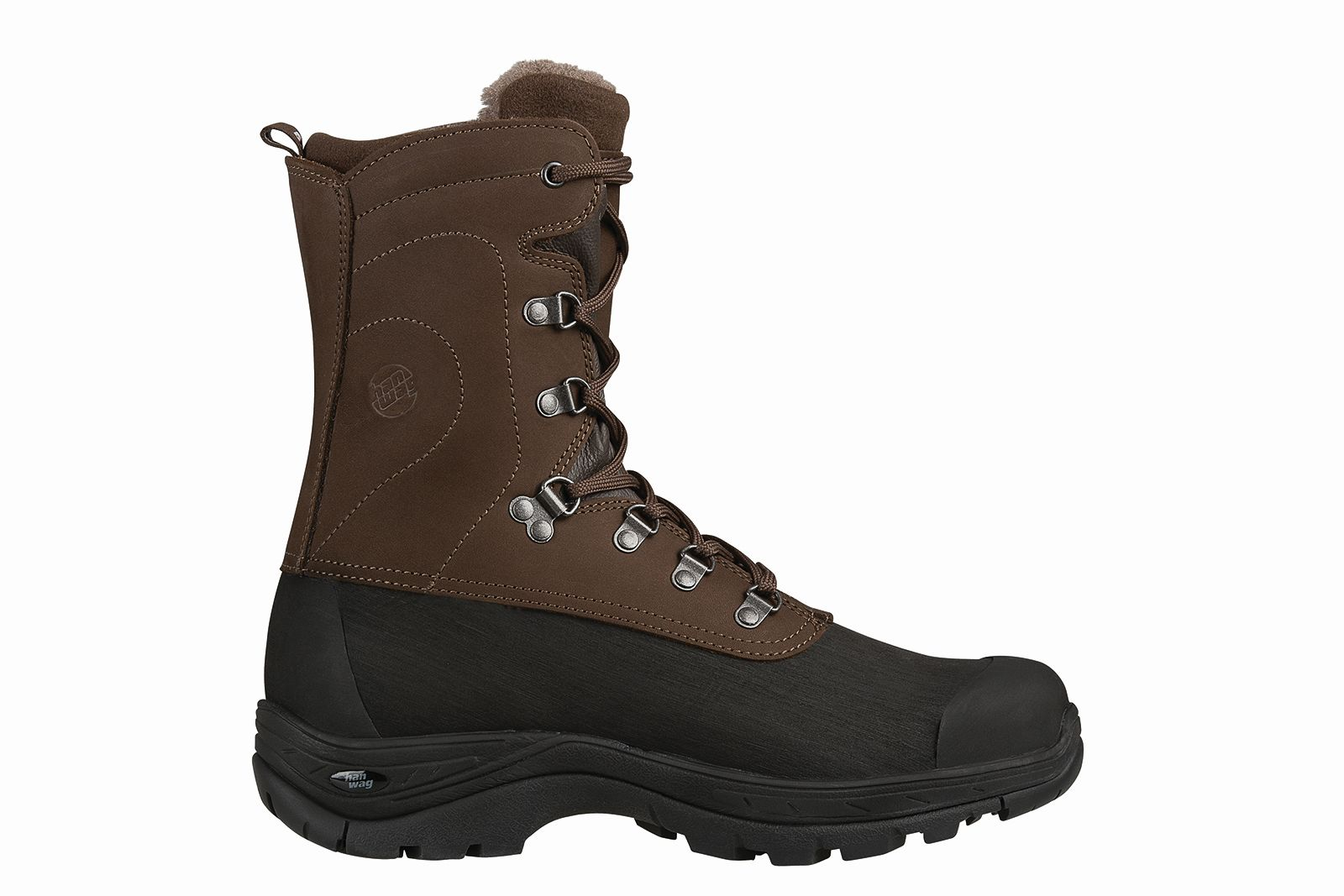 Hanwag Fjäll Expedition II Brown – Erde-30