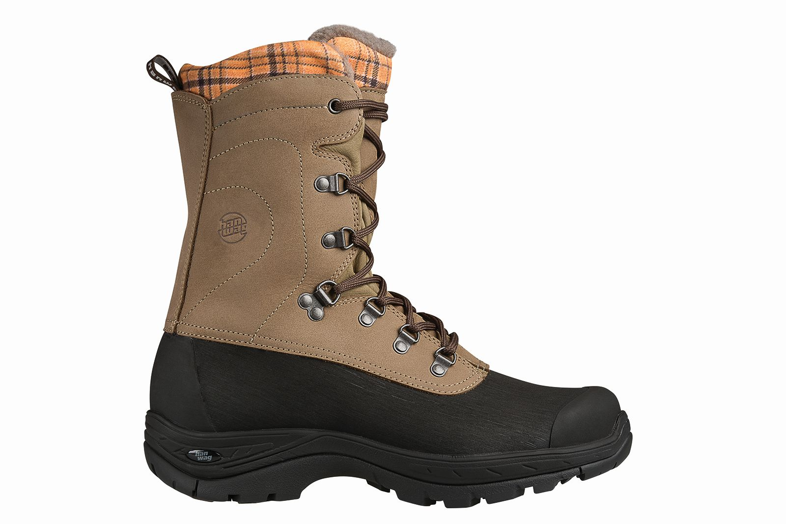 Hanwag Fjäll Expedition II Lady Tan – Gemse-30