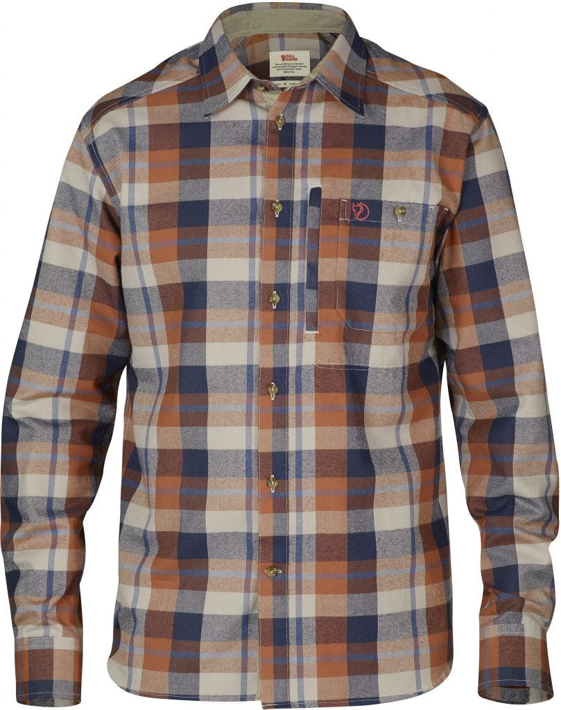 FjallRaven Fjällglim Shirt Autumn Leaf-30