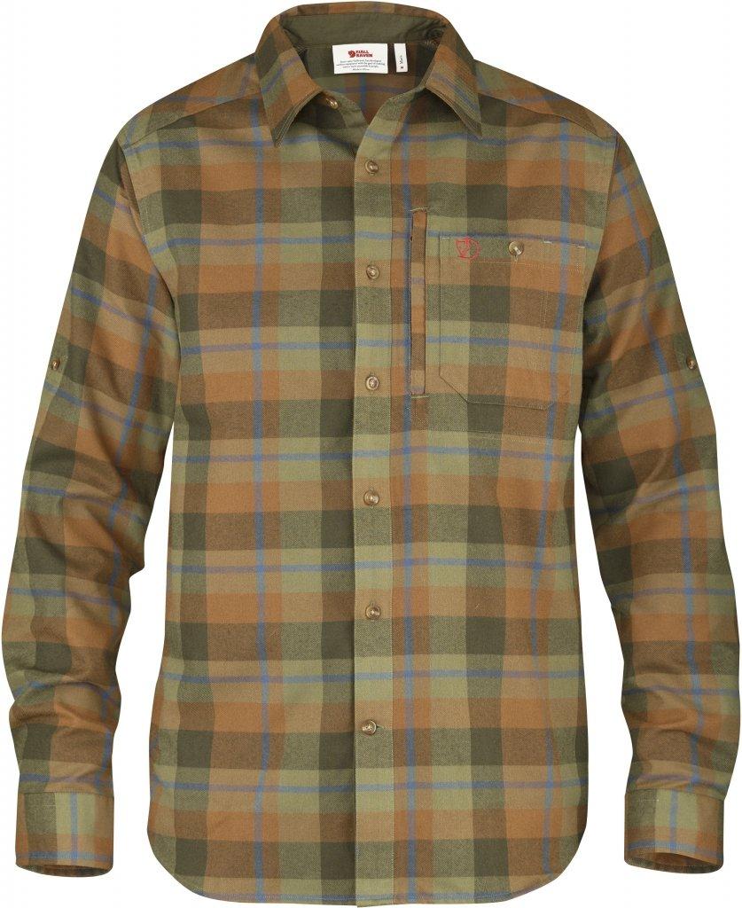 FjallRaven Fjallglim Shirt Chestnut-30
