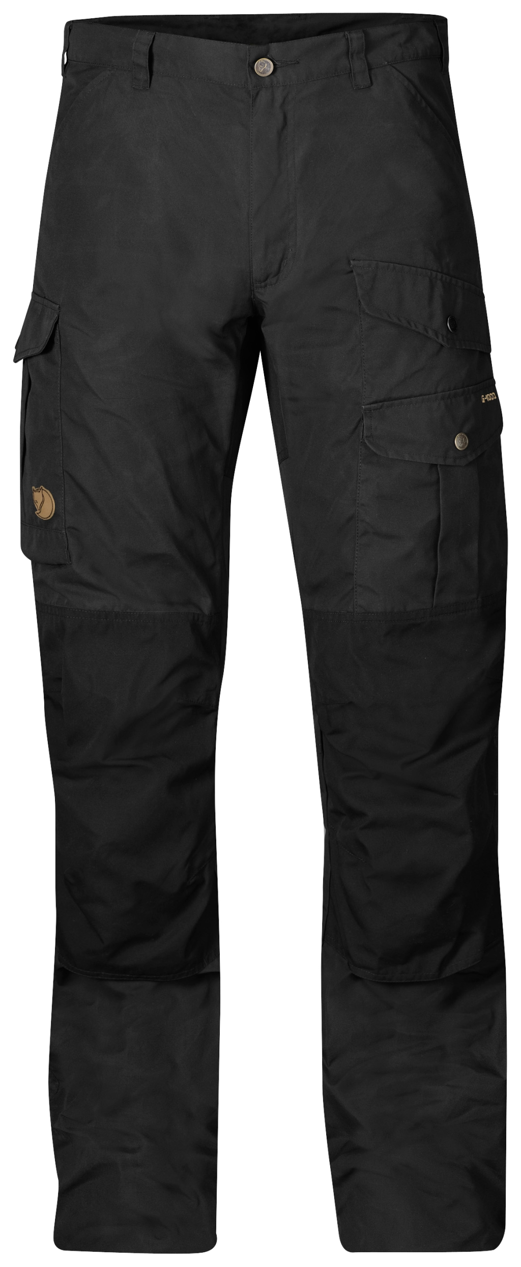 FjallRaven Barents Pro Hydr. Trousers Dark Grey-30
