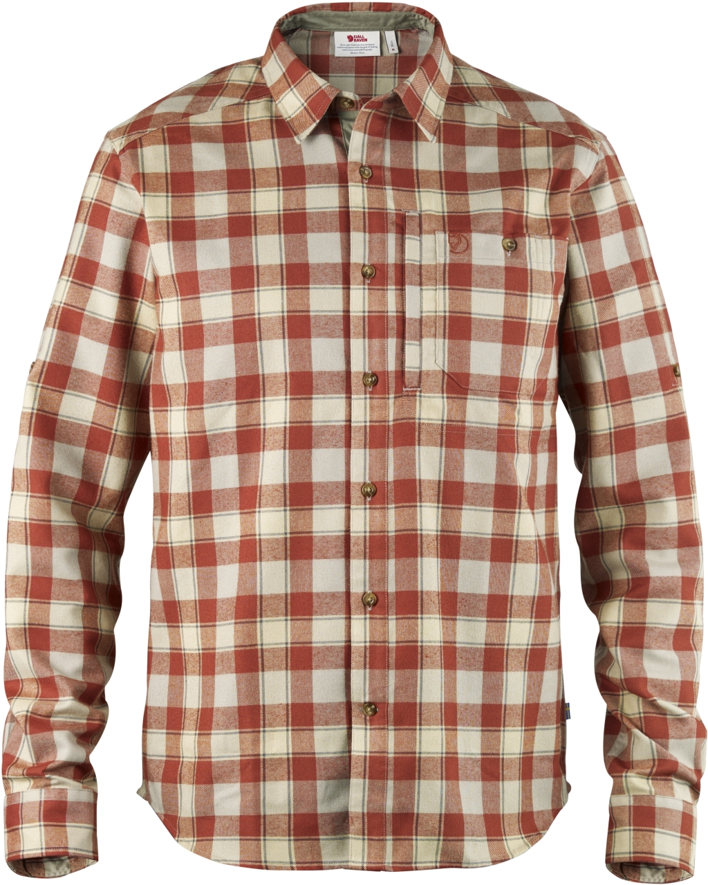 FjallRaven Fjallglim Shirt Autumn Leaf-30