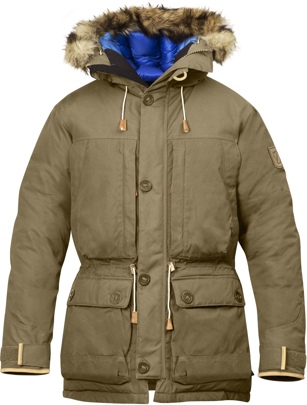 FjallRaven Expedition Down Parka No.1 Sand-30