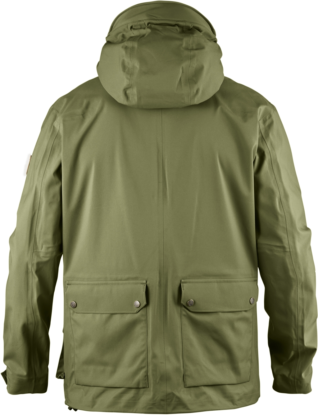FjallRaven Ovik Eco-Shell Jacket Green-30