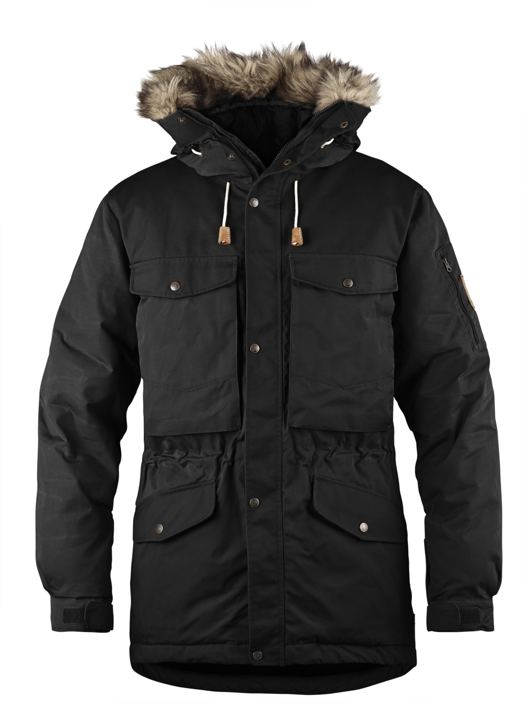FjallRaven Singi Down Jacket Black-30