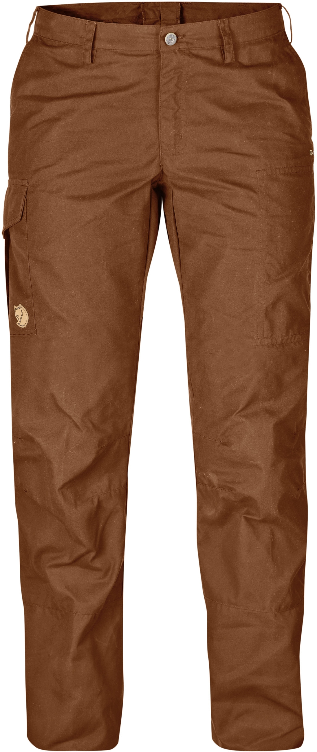 FjallRaven Karla Pro Trousers Curved Chestnut-30