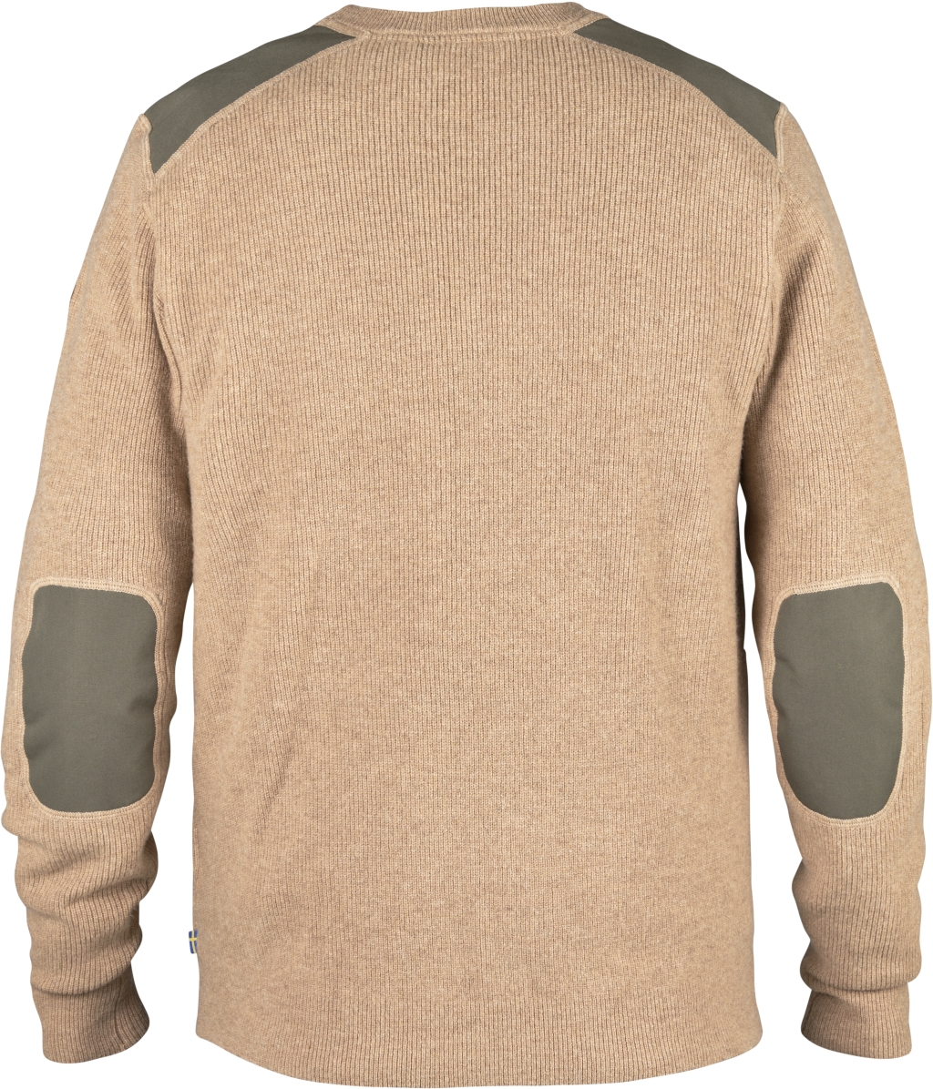 FjallRaven Sormland Crew Sweater Sand-30