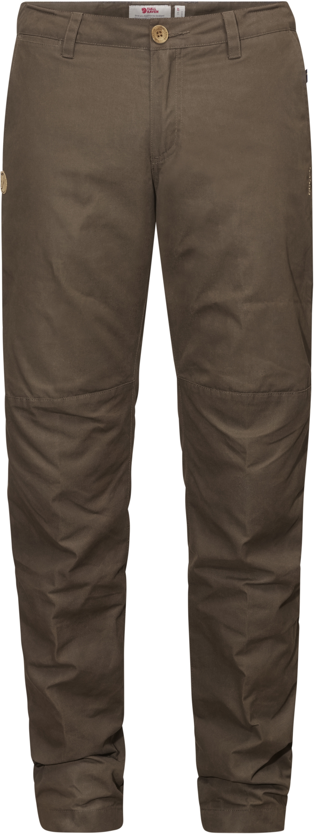 FjallRaven Sormland Tapered Winter Trousers W Dark Olive-30