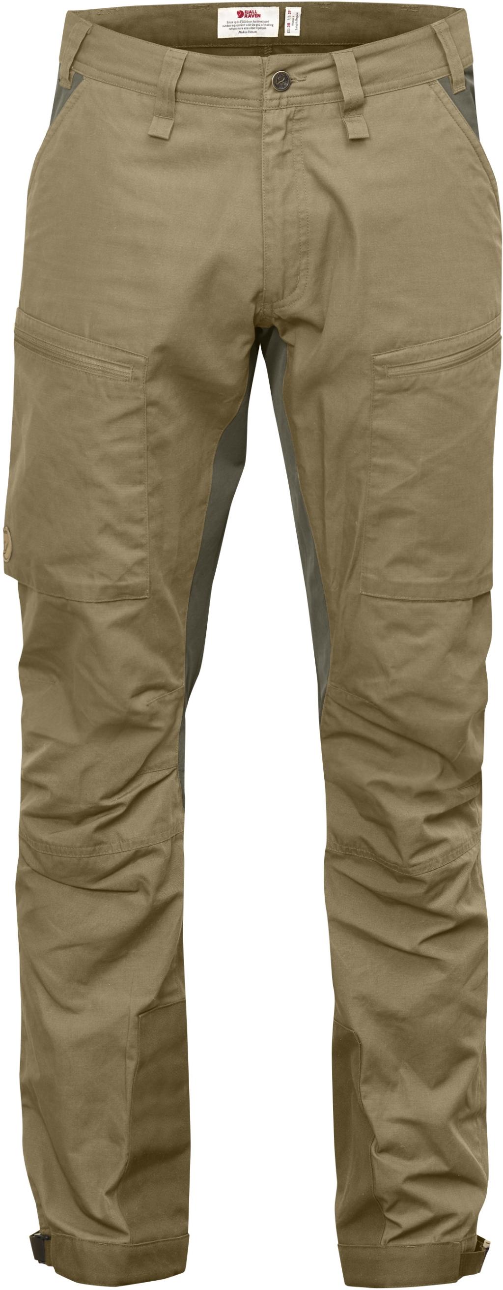 FjallRaven Abisko Lite Trekking Trousers Sand-30