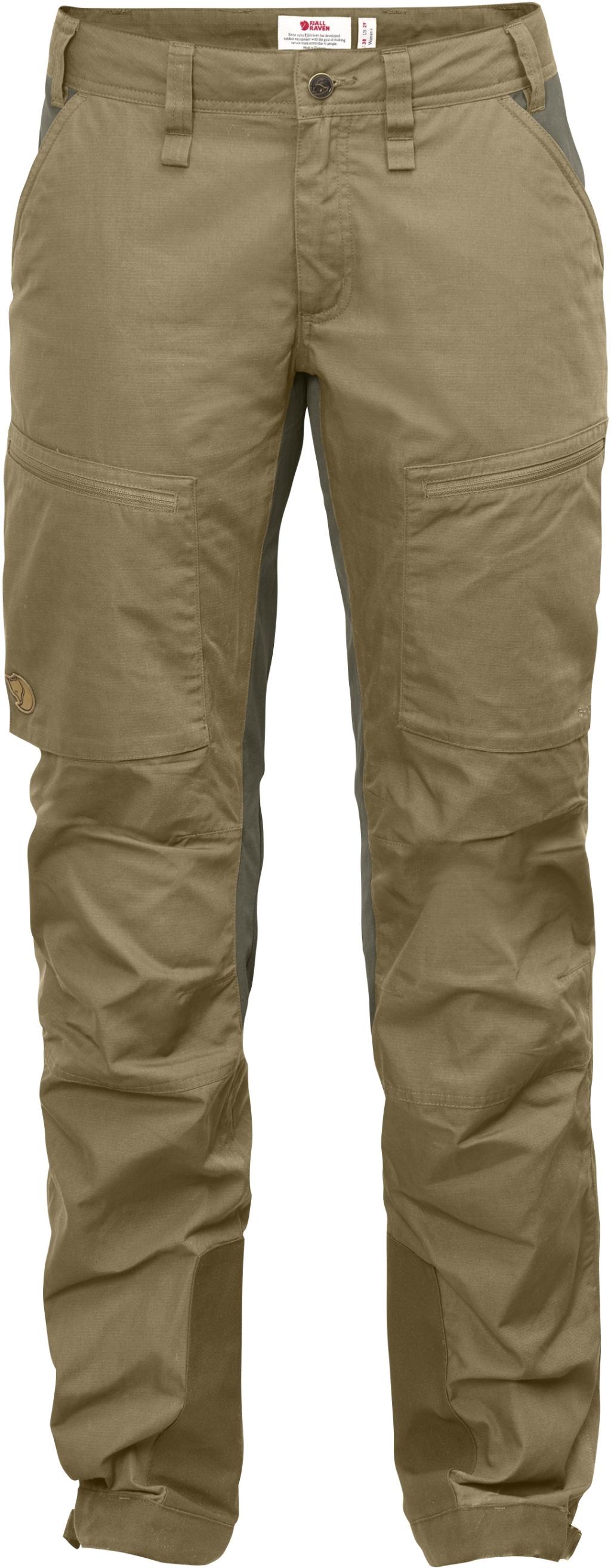 FjallRaven Abisko Lite Trekking Trousers W Sand-30