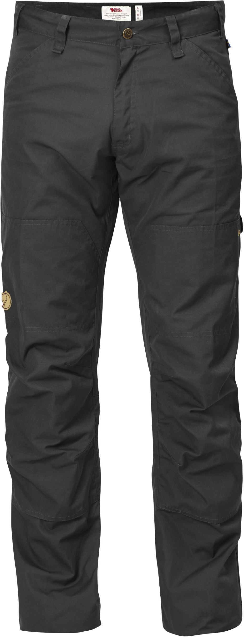 FjallRaven Barents Pro Jeans Dark Grey-30