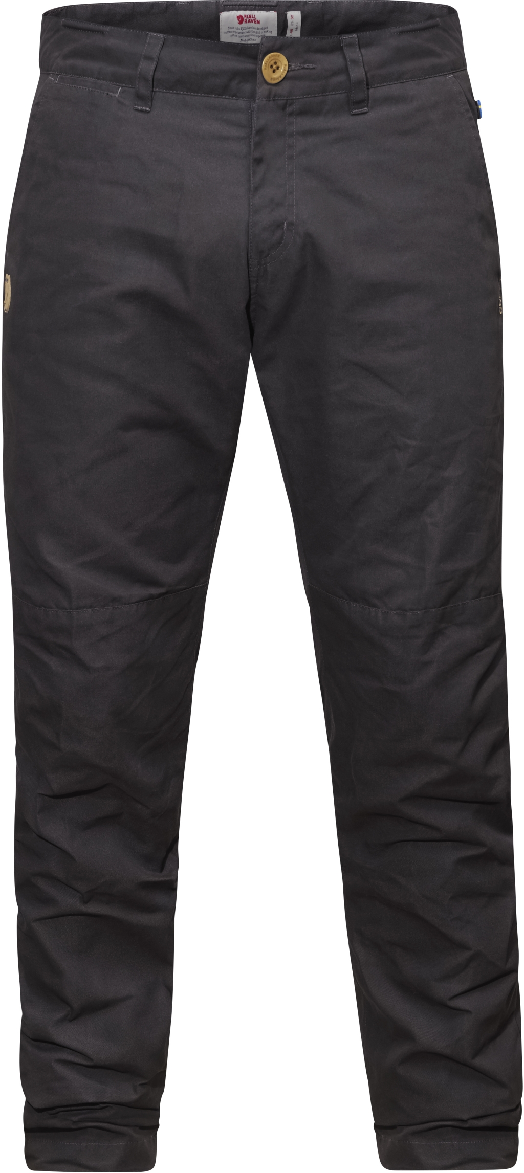 FjallRaven Barents Pro Winter Jeans Dark Grey-30