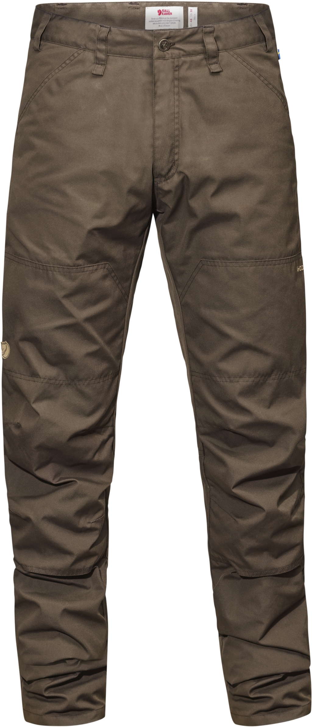 FjallRaven Barents Pro Winter Jeans Dark Olive-30