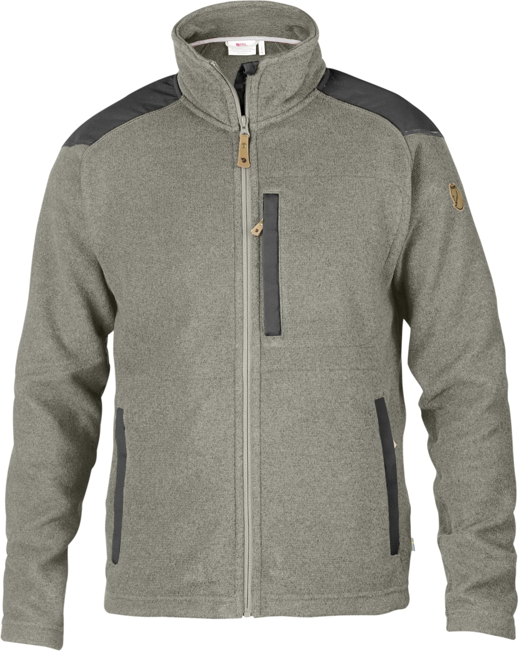FjallRaven Buck Fleece Fog-30