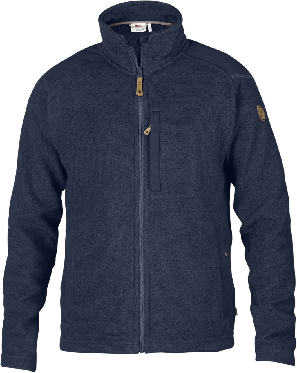 FjallRaven Buck Fleece Dark Navy-30