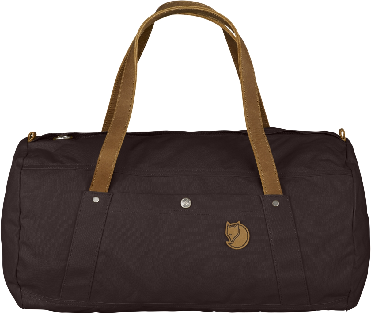 FjallRaven Duffel No.4 Hickory Brown-30