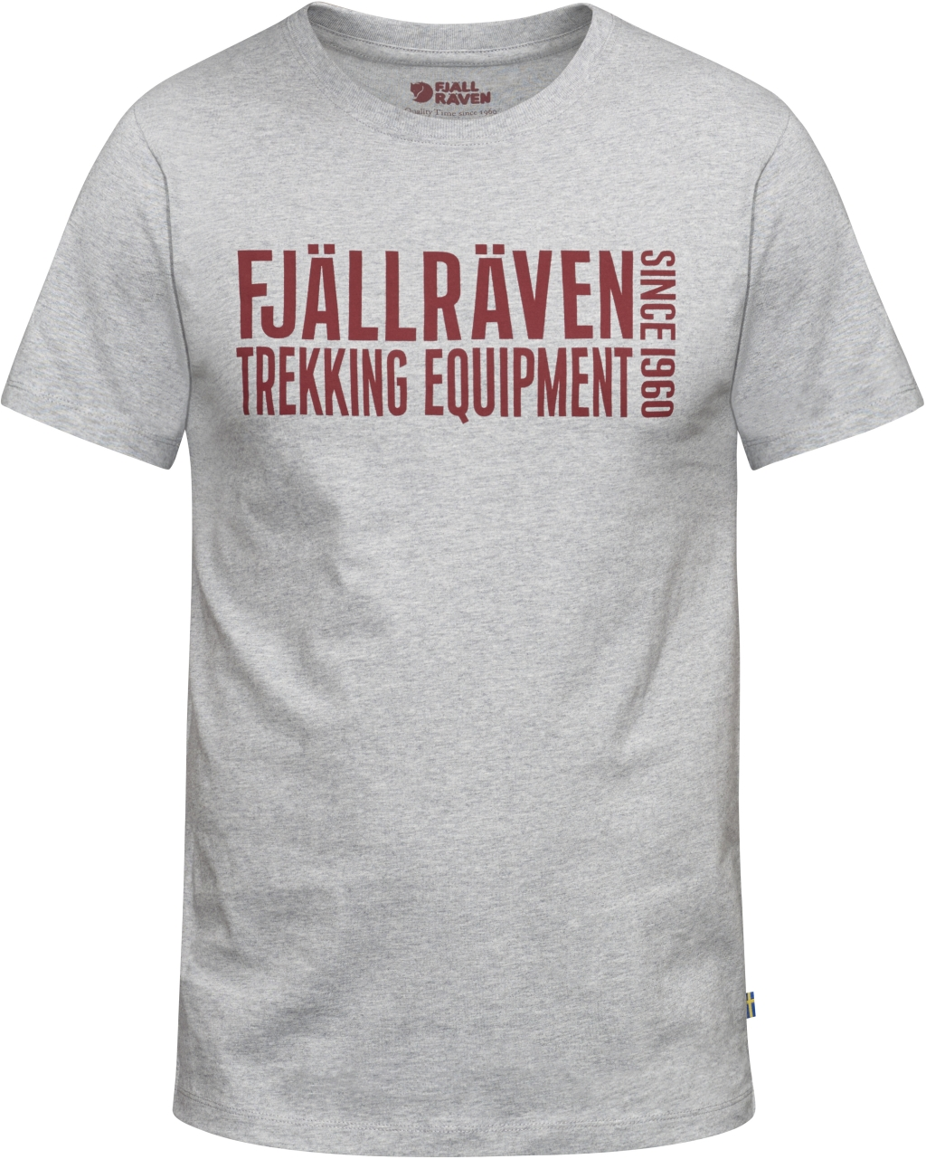 FjallRaven Equipment Block T-Shirt Grey-30