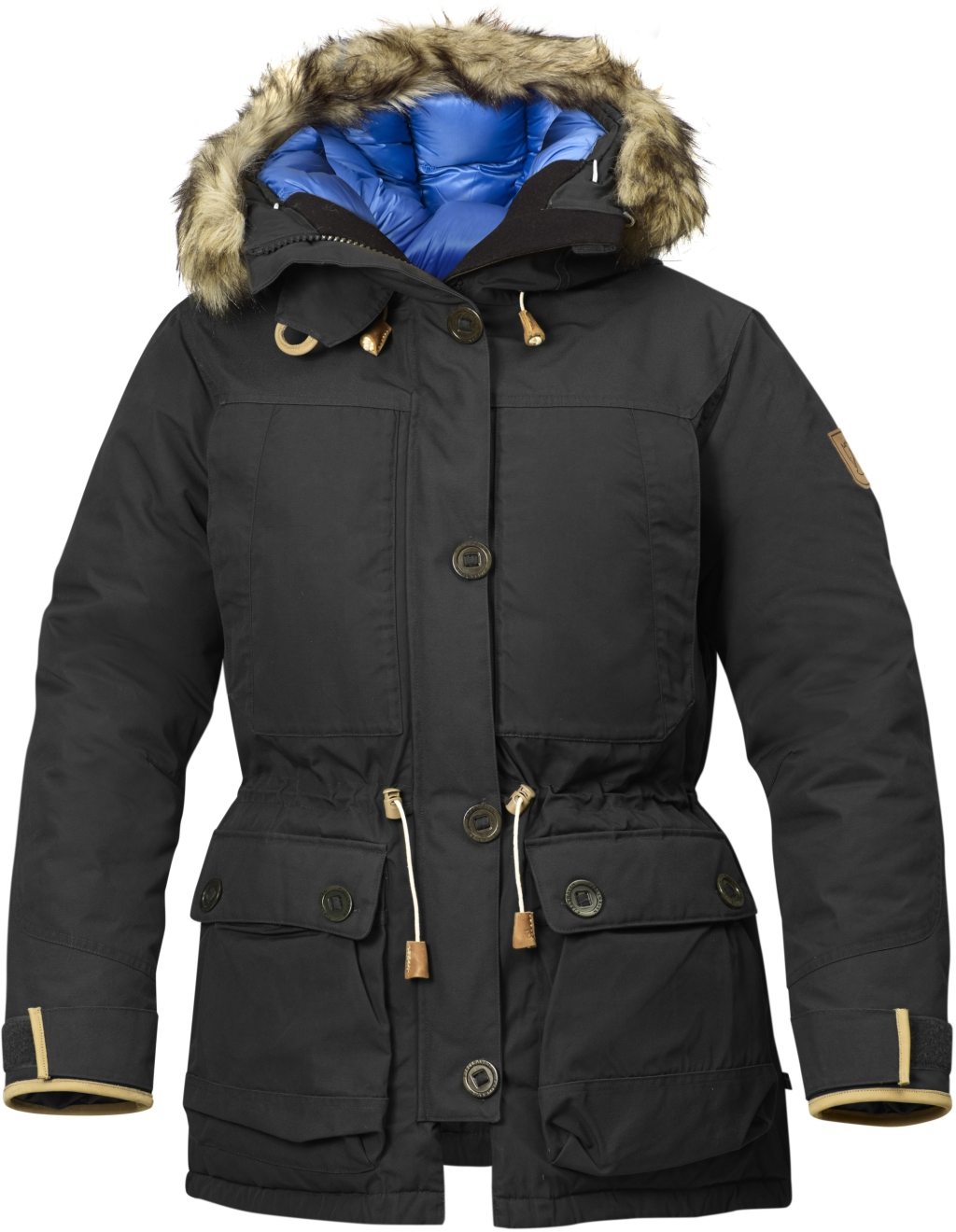 FjallRaven Expedition Down Parka No.1 W Dark Grey-30