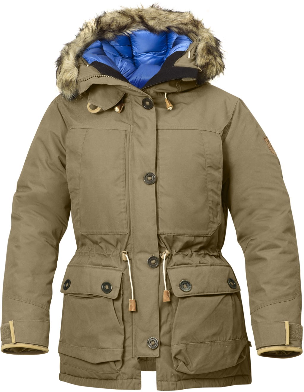 FjallRaven Expedition Down Parka No.1 W Sand-30