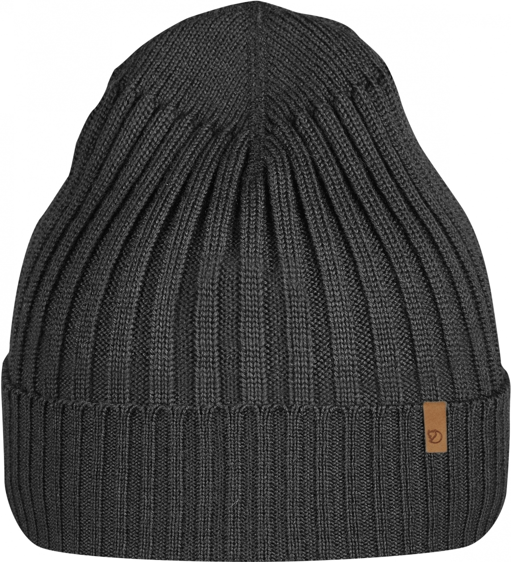 FjallRaven Wool Hat No. 1 Dark Grey-30