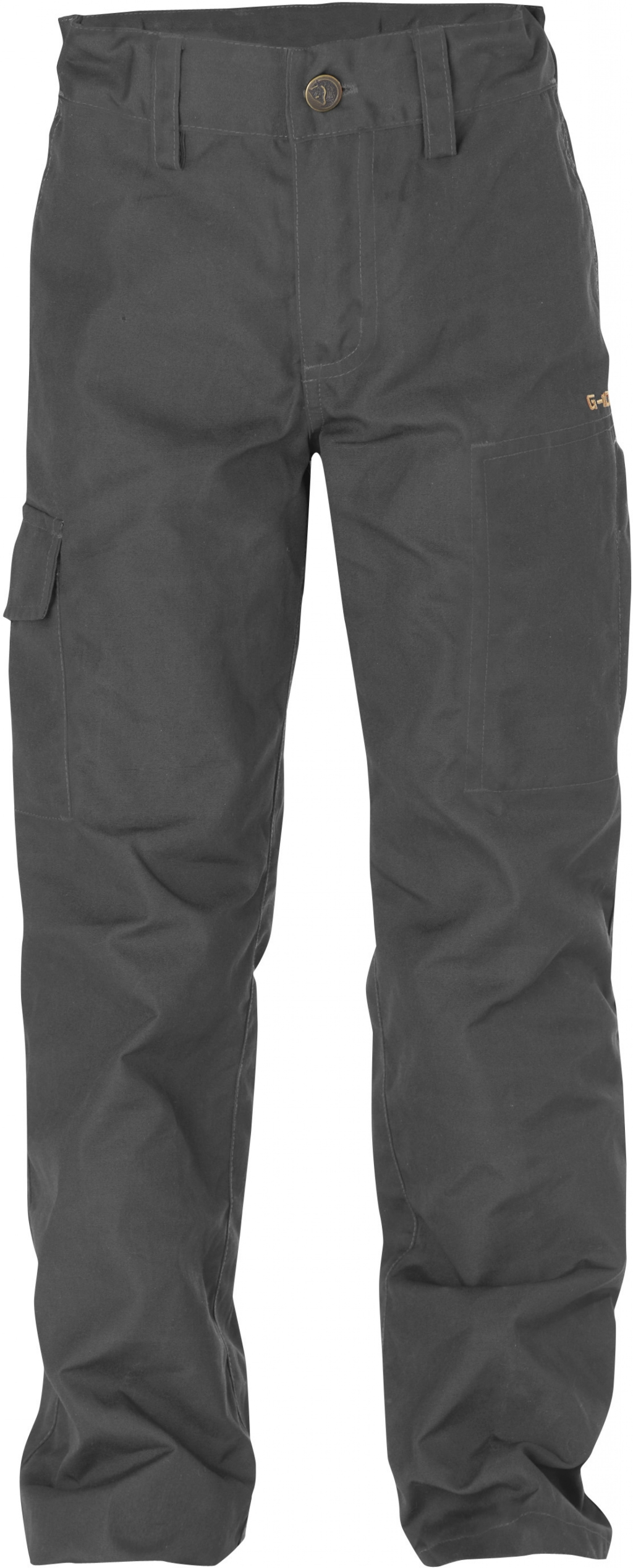FjallRaven Kids Ovik Trousers Dark Grey-30